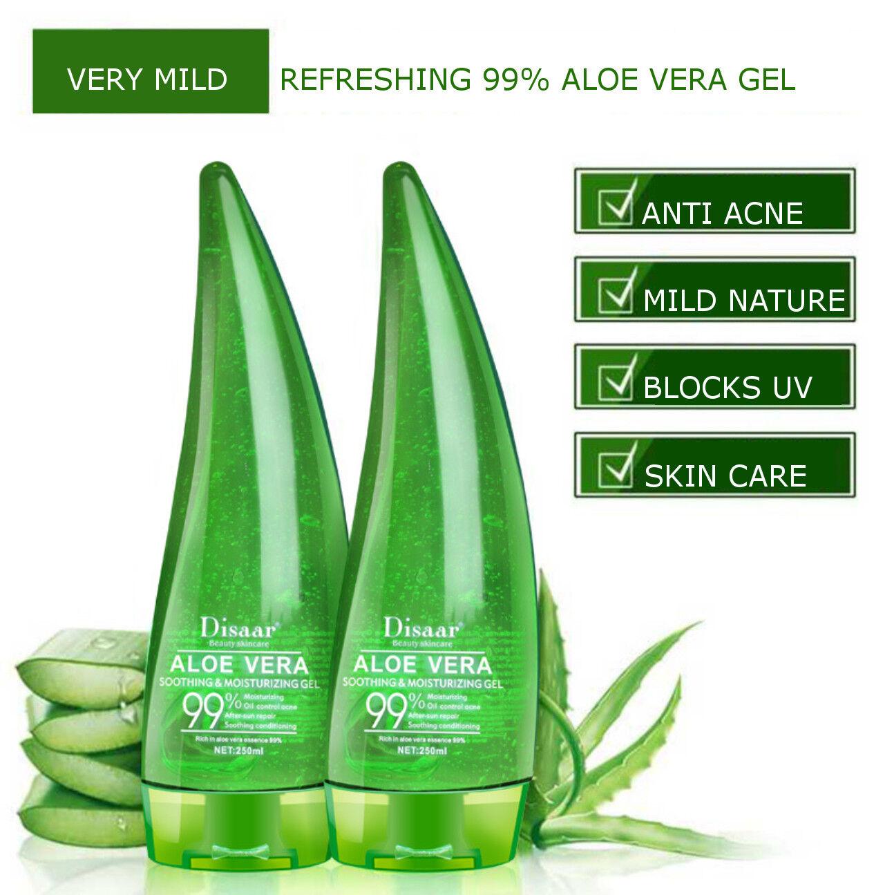 aloe vera 99 percent soothing gel cream
