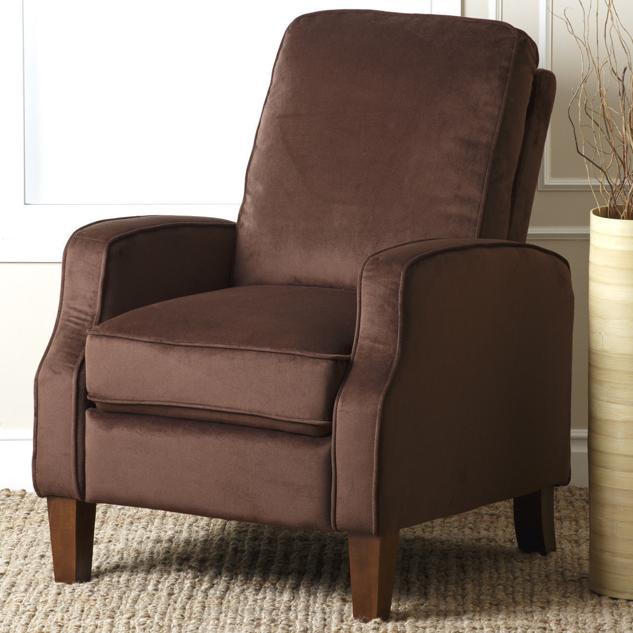 Abbyson Camden Living Recliner : best recliners for elderly - islam-shia.org