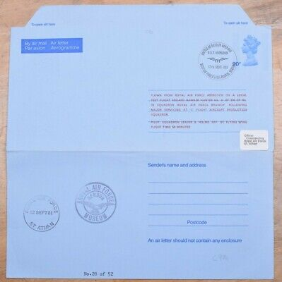 MayfairStamps Great Britain 1981 Royal Air Force Battle of Britain Open Day Mili