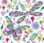 The Paisley Flutterby
