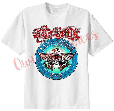 Wayne's World Aerosmith Aero Force One T-shirt - Garth Algar Halloween Costume - Wayne's World Halloween