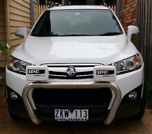 2013 Holden Captiva Wagon, 7 seater (4 X 4) Auto, 4.5 yr warranty Newport Hobsons Bay Area Preview