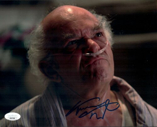 MARK MARGOLIS Signed BREAKING BAD 8x10 Photo Autograph JSA COA