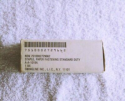 Staples Paper Fastening Standard 5000 Staples -swingline - Standard Points