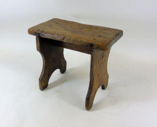 18th Century Oak & Elm Child