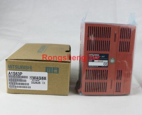 1pc Mitsubishi A1s63p Power Supply Unit Brand New In Box #wm06