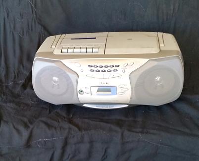 Sony CD / Radio / Cassette