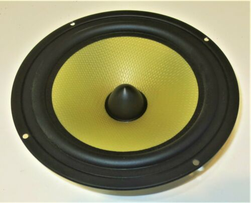 """8 1/2"""" Audiofile 583LR Dupont Kevlar Cone 8 ohm Woofer From an  400 WATT System"""