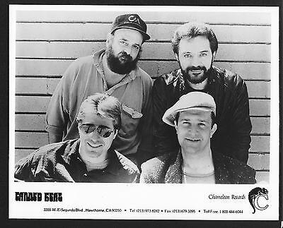 VINTAGE ORIGINAL Ltd Edition Promo Photo 8x10 Canned Heat Circa 1992