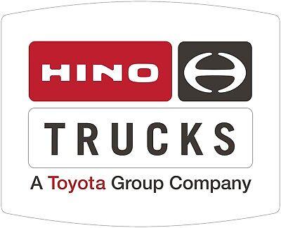 HINO TRUCK SERVICE (ALL MODELS 2001-2019) WORKSHOP REPAIR MANUAL ENGINE