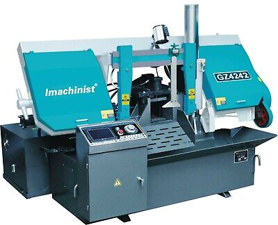 Automatic 16-12 Inch Metal Cutting Bandsaws Horizontal Cnc Band Saw Machines