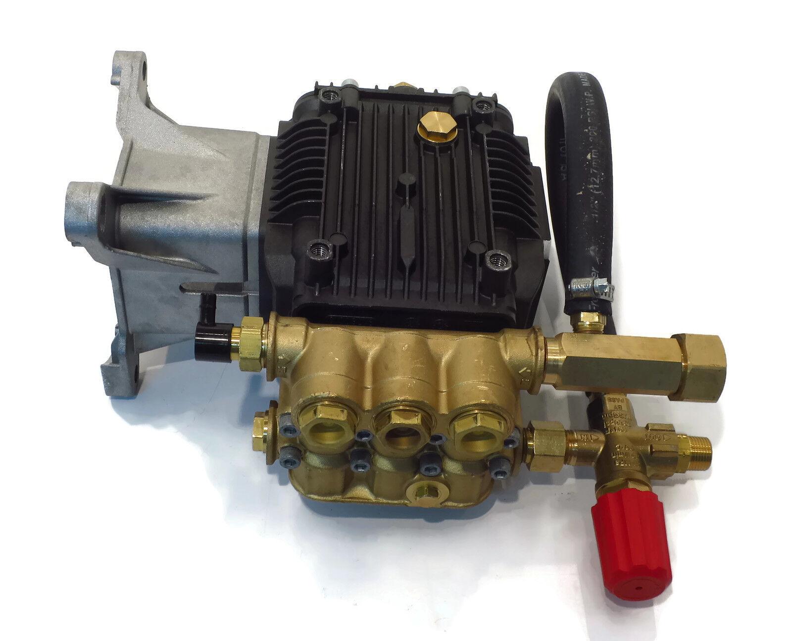 3000 Psi Power Pressure Washer Water Pump Husqvarna 1337pw