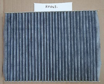 ACTIVATED CARBON POLLEN FILTER FITS SKODA OCTAVIA 1 WITH AIR CONDITIONING