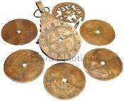 English Arabic Calendar Astrolabe Arabic Globe Navigation Astrological Calenda