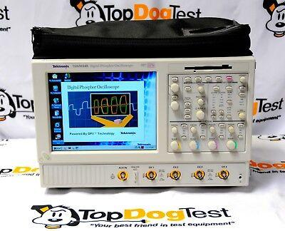 Tektronix Tds5034b 350mhz 5gss Oscilloscope  Warranty Included
