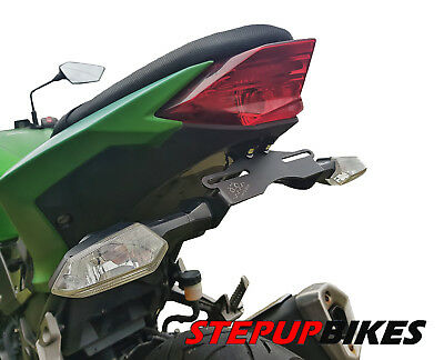 Kawasaki Ninja 300 / Z300 Fender Eliminator Tail Tidy LED All Years 2017 2016 15 - Led New Years 2017