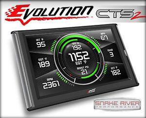 EDGE EVOLUTION CTS 2 TUNER FOR 94-15 FORD POWERSTROKE DIESEL 7.3L 6.0L 6.4L 6.7L