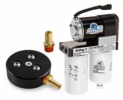 Airdog II-4G 200 GPH Lift Pump & FREE Sump Kit 2005+ Dodge Ram 5.9L 6.7 Cummins