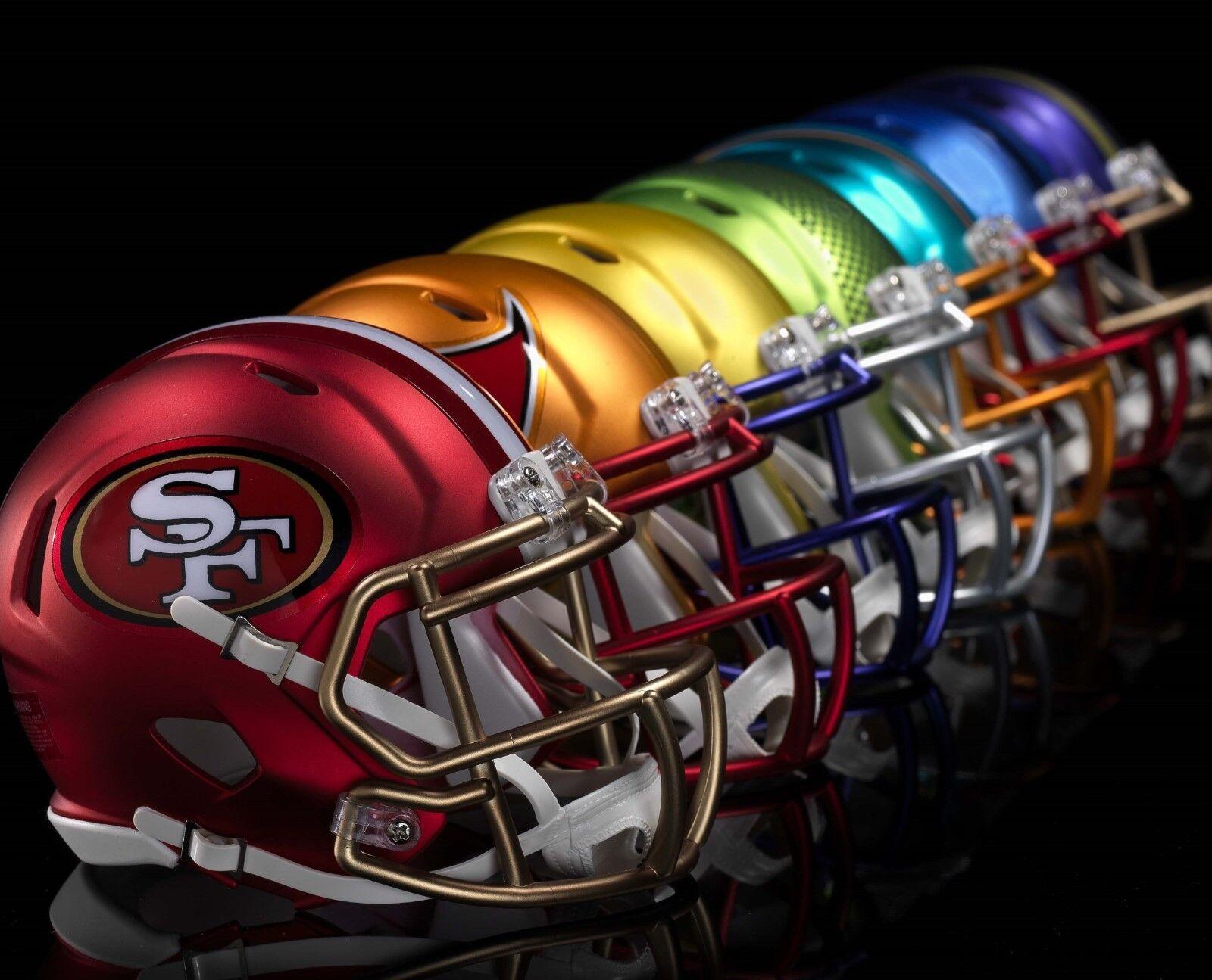 pick team sticker helmet shaped nfl blaze