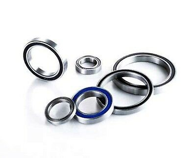 80 X 110 X 16 Mm 61916-2rs Thin-section Axial Thrust Ball Bearing Sealed