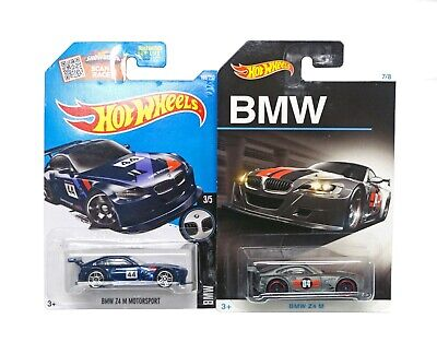 New Hot Wheels BMW Z4 M Motorsport Die Cast 1:64 2016