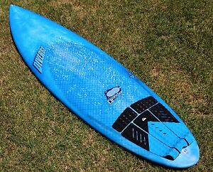 5'8 Diverse Dynocore Surfboard North Lakes Pine Rivers Area Preview