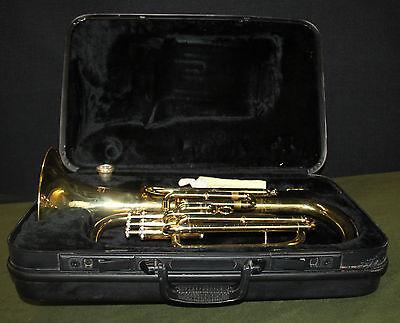 Schill Model 973 Euphonium - Gold