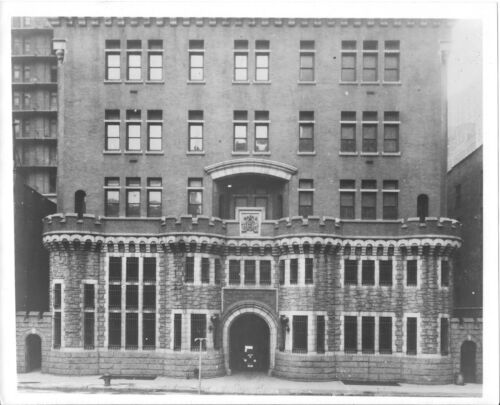 PHOTO OF NYPD 23rd PRECINCT 1867