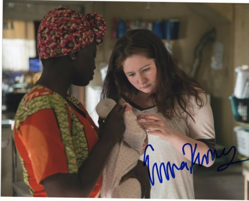 Emma Kenney Shameless Debbie Gallagher Signed 8x10 Photo w/COA #3