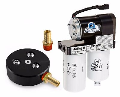 Airdog II-4G 100 GPH Lift Pump & FREE Sump Kit 2005+ Dodge Ram 5.9L 6.7 Cummins