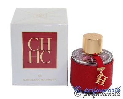Ch By Carolina Herrera For Women Eau De Toilette 3 4  3 3Oz 100 Ml Spray