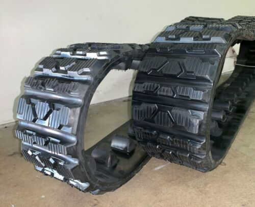 "Two 6"" Rubber Tracks for Toro Dingo TX413, TX420, TX427 Narrow and TX525 Narrow"