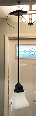 Arroyo Craftsman Ruskin Stem Hung Pendant Light Fixture - Indoor ()