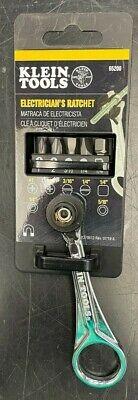 Klein Tools 65200 Electricians Mini Ratchet Set 5-piece