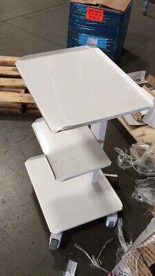 Used Dental Equipment Mobile Steel Cart Portable Assemable Spa Salon Beauty