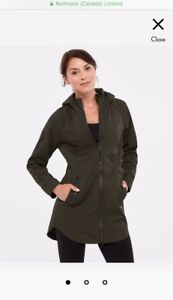 Reitmans Hyba Long Rain Jacket