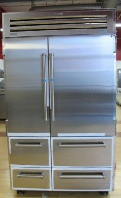 Sub-Zero  648PRO 48 Inch Built-in Side-by-Side Refrigerator