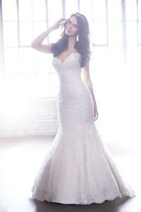Madison James Ivory Wedding Gown