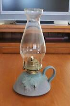Pottery and Glass Oil Lamp Pacific Pines Gold Coast City Preview