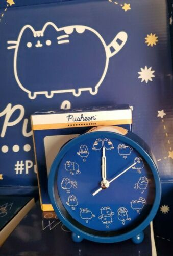Pusheen Cat Cosmic Out of this World Alarm Clock ~ Exclusive 2020 ~ NEW IN BOX