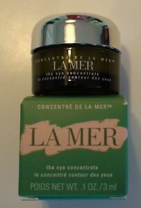 Qty-1-LA-MER-The-Eye-Concentrate-0-1-oz-3-ml-New-in-box