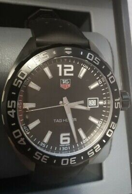 Tag Heuer Formula 1 Stainless Steel Watch 41mm New unworn RRP £1000
