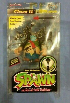 Spawn Clown II Action Figure MOC - $7.99