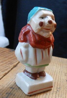 1930's Porcelain Witch from Japan, Belongs to Hansel & Gretel Set.