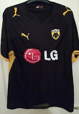 AEK Athens 2008/09 away shirt - Large