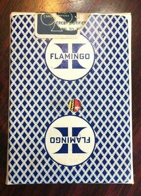 Vintage Las Vegas Hilton Hotel & Casino Deck of Playing Cards Blackjack Poker