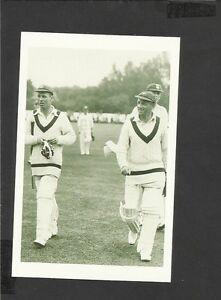 Nostalgia Postcard Cricketer Australian Captain Don Bradman at Southampton 1938