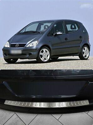 Für Mercedes W168 A Klasse 1997-2004 Ladekantenschutz aus Edelstahl Chrome