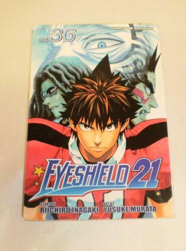 Eyeshield 21 Vol. 36, Yusuke Murata & RIichiro Inagaki
