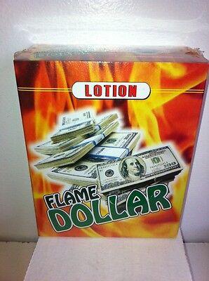 Flaming Dollar ( Hot Money ) Cologne 7.5 Fl Oz ( Llama Dolar Locion )